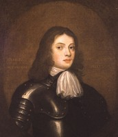 Younger William Penn portrait