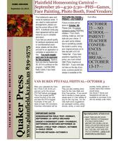 Van Buren Quaker Press