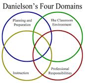 Danielson's  Four Domains
