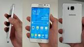 Samsung Galaxy Alpha – Rp 7.500.000