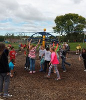 5th and 6th grade recess fun