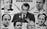the watergate scandals