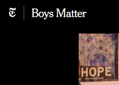 Boys Matter - a NYTimes Article
