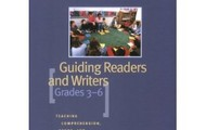 Guiding Readers and Writers Grades 3-6