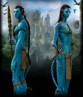 Appearance of the Na'vi