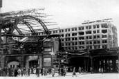 Alexanderplatz nach dem Krieg