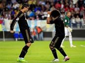 Marcelo Vieira, and Cristiano Ronaldo
