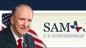 Sam Johnson 2016-2017 Congressional Youth Advisory Council Due 9/30
