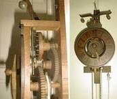 The First Mechanical Clock