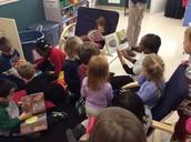 Ettienne Reading to PreKers