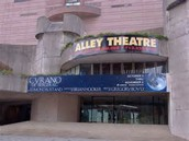 Alley Theatre will host ceremony on Saturday morning, March 25, 2017