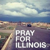 All Proceeds Go To Washington, Illinois Storm Victims