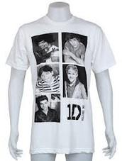 One Direction T-shirts and hoodies
