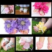 Toe Blooms