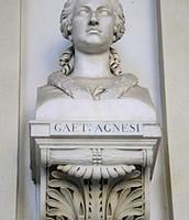 BUSTO DE M.CAETANA AGNESI