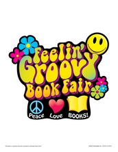We are going to have a Groovy Good Time at the Spring Book Fair!