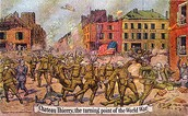 June 1, 1918 - Block of German Drive