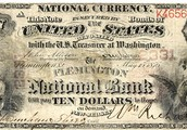 1863: National Banking Act