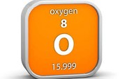 Oxygen on the periodic table