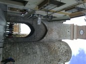The Fortified Gateway to the tow