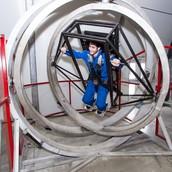 Training of an Astronaut