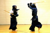 K is for Kendo