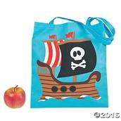 Blue Teams Pirate Bags