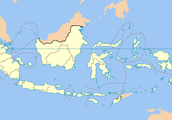Places to visit in Indonesia.