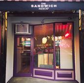InBetween: The Sandwich Shop
