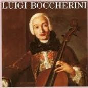 Luigi BOCCHERINI (1743 -1805)