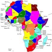 Africa Square Miles