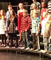 5th grade Winter Sing