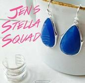 Jen's Stella Squad