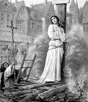 Joan of Arc's Death