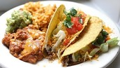 Taco dinner 5:30