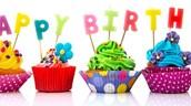 Happy Birthday mum !!!