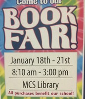 Don't Forget the Book Fair