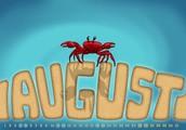 August Calendar Dates