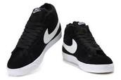 zapato negro es tela sintetica ($sesenta y cinco)