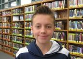 Weslee Baker, 7th Grader