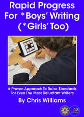 Rapid Progress For *Boys' Writing (*Girls' Too)