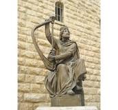 דוד המלך פסל