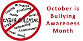 National Bullying Prevention Month: October