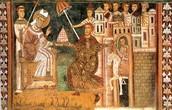 O inicio da Idade Media.