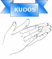 KUDOS TO YOU!!!!!