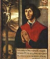 Painting of Nicolaus Copernicus