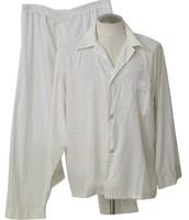 El pijamas blanco