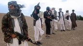 Taliban's with weapons