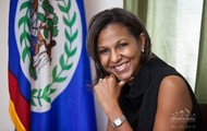 UPCOMING - First Lady of Belize, Her Excellency Kim Simplis-Barrow