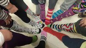 Sockober 3rd (Pink Out and cRaZy SoCkS, $1 donation)